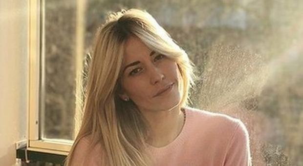 Elena Santarelli: «La preghiera mi aiuta a tenere la mano a mio figlio Giacomo»