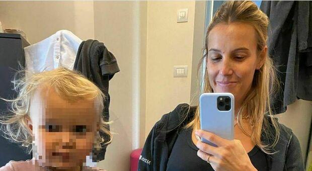 Tania Cagnotto, è una femmina la seconda figlia. L'annuncio su Instagram: «Chi ha la pancia più grande?»
