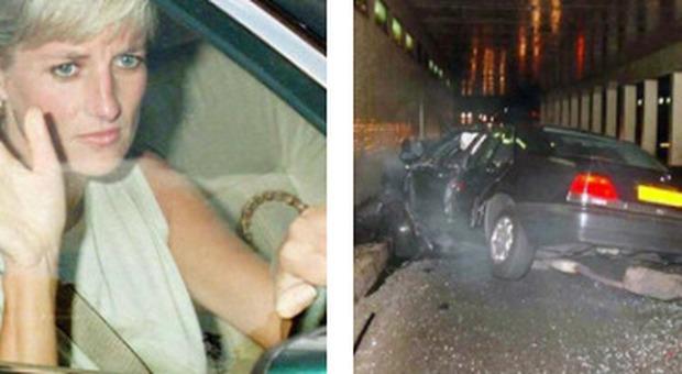Lady Diana, le ultime parole prima di morire nel tunnel di Parigi: «Oh mio Dio, che è successo?»