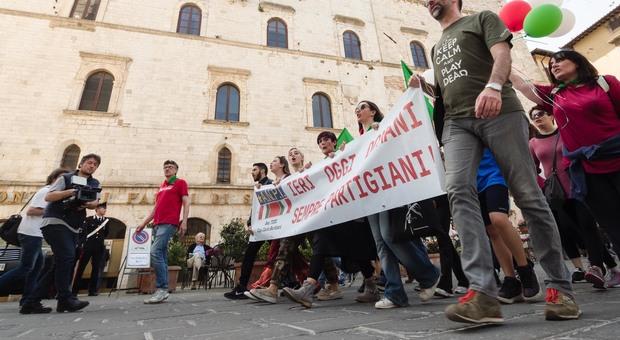 """Lo strano caso dell'Anpi, la """"partigianeria"""" senza più i partigiani"""