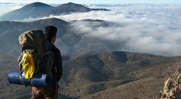"""Trekking """"estremo"""" a Creta: 500 chilometri in 28 giorni"""