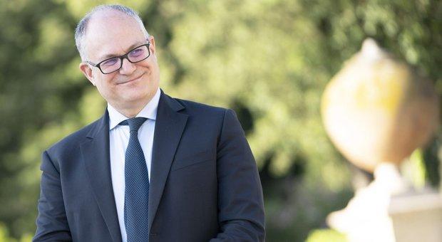 Btp Futura, arriva il nuovo titolo decennale del Tesoro: premio fedeltà fino al 3% (nella foto il ministro dell'Economia Roberto Gualtieri)