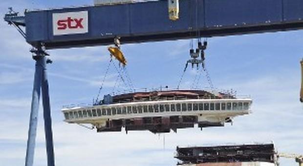 Fincantieri: Ue valuterà acquisizione Stx, operazione potenzialmente nociva della concorrenza