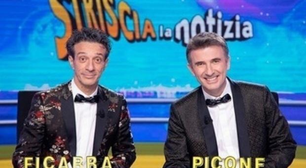 Striscia la notizia, Picone positivo: questa sera non farà coppia con Ficarra