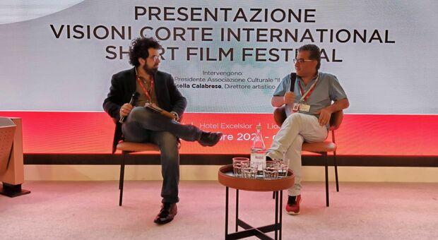 """Gaeta, la decima edizione di """"Visioni corte"""" presentate alla Mostra del cinema di Venezia"""