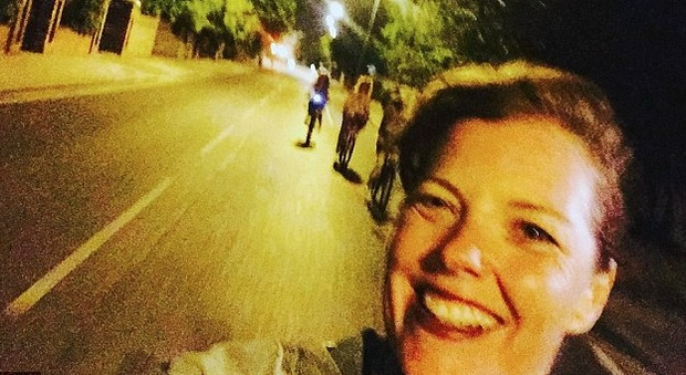 Inghilterra, mamma scatta un selfie in bicicletta: l'ultima immagine prima di morire