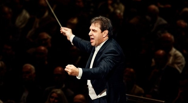 Il Maestro Daniele Gatti