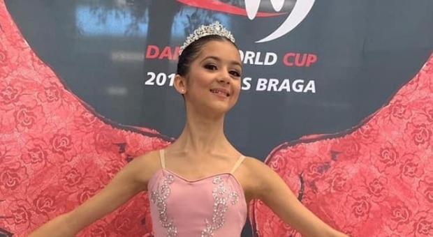 Meningite, baby star della danza muore a 14 anni: Valentina era in vacanza in Sardegna