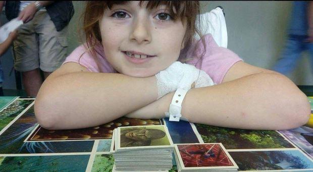 """Sveva sconfitta dal cancro a 8 anni. In lutto la """"sua"""" squadra di basket"""