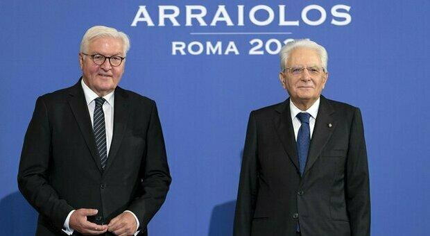 Mattarella: «L'Ue faccia sentire al mondo la sua voce. Servono politica estera e sicurezza comuni»