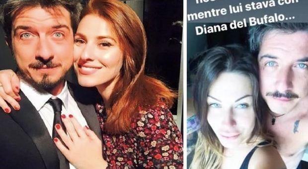 Vanya Stone, i selfie intimi con Paolo Ruffini: «Ha tradito Diana Del Bufalo con me, poi mi ha esclusa da La Pupa e il Secchione»