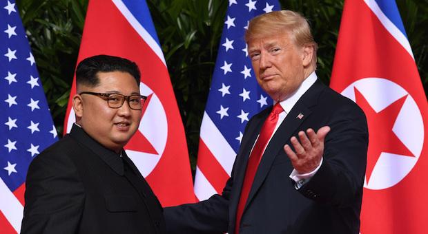 """Trump: """"Con Kim Jong-un ci siamo innamorati"""""""