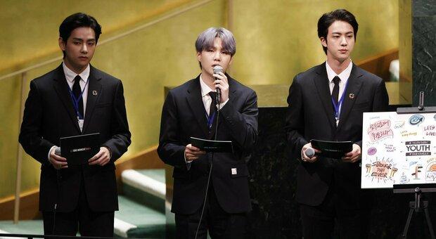 Onu, la band K-Pop BTS inaugura l'anno delle Nazioni Unite con un video musicale dentro il Palazzo di Vetro
