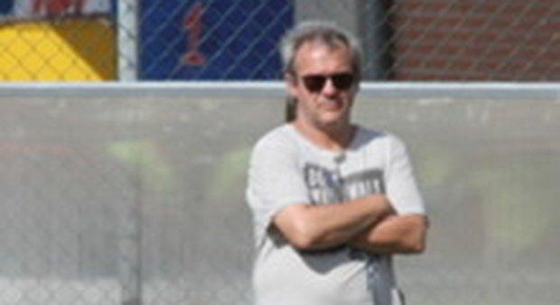 Massimo Bindi, tecnico del CS Primavera
