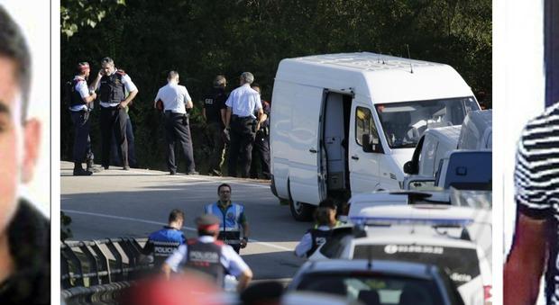 Ucciso il killer di Barcellona, la polizia: «E' l'autista della strage»