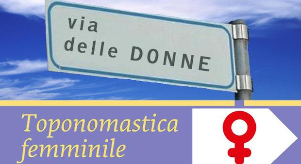 Solo il 4% delle vie in Italia dedicato alle donne, un libro racconta la vita di 50 italiane geniali