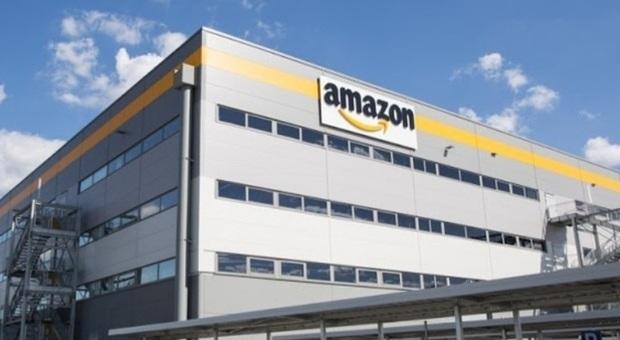 Amazon, nuovi posti di lavoro al centro di distribuzione di Passo Corese