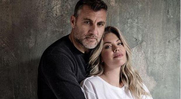 Bobo Vieri diventa papà: è nata Stella