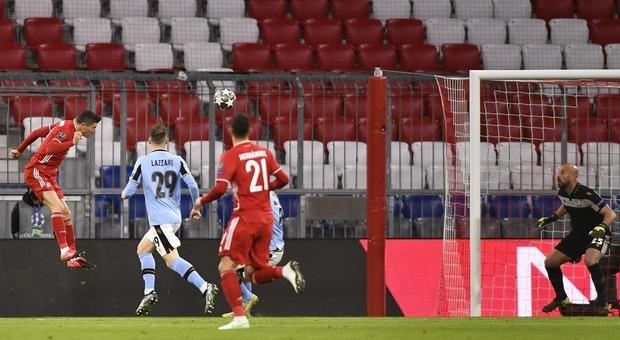 Bayern-Lazio dalle 21 diretta: Inzaghi per l'orgoglio dopo il risultato dell'Olimpico
