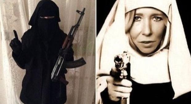 «Uccisa da un drone Usa Sally Jones, la vedova bianca dell'Isis». Mistero sulla sorte del figlio JoJo