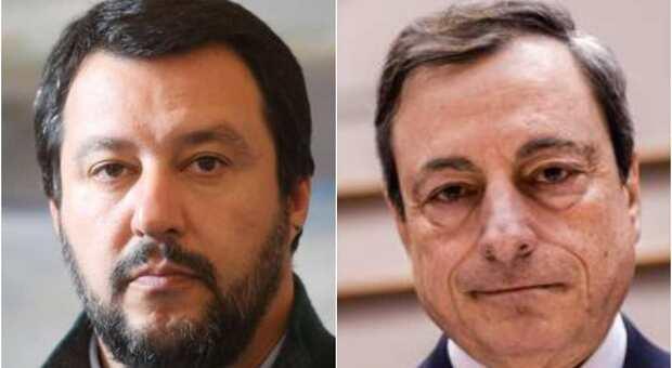 Salvini avverte Draghi: «Bisogna riaprire. Non daremo consenso a proposte diverse»