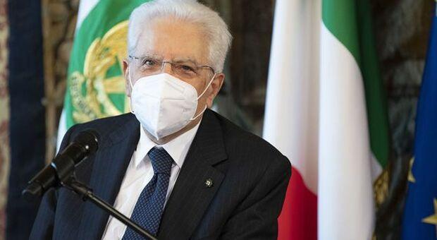 Covid, Mattarella: la pandemia non è ancora alle nostre spalle