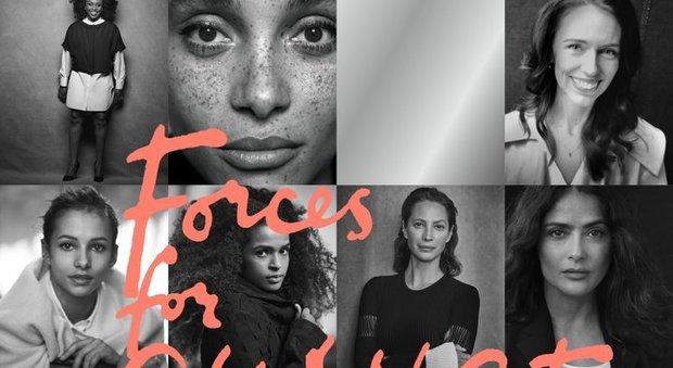 La copertina di Vogue Uk di settembre