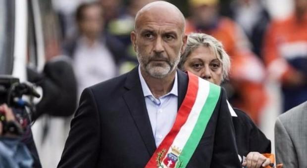 Amatrice, la lettera di addio del sindaco Pirozzi: «Resterò per sempre con la mia terra»