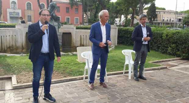 Orlando a Latina: «Sentenza Gkn buona notizia» E sulle elezioni: «La città confermi Coletta»