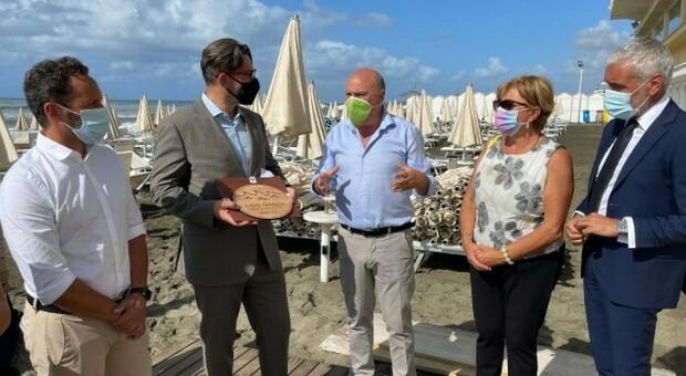 "Abc premia gli stabilimenti balneari ""green"" di Latina"