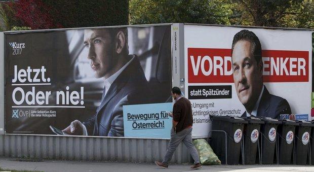 Austria al voto, Kern, Kurz e Strache: ecco i tre protagonisti delle elezioni