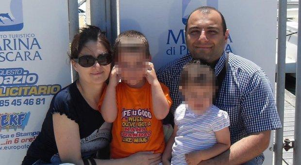 Rigopiano la famiglia parete riunita tutti salvi non for Famiglia parete