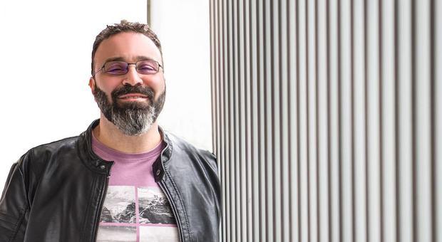 Il regista Massimiliano Bruno
