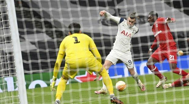 Cluj e Az si illudono. Lampi di Bale, primo gol nelle coppe per il figlio di Weah