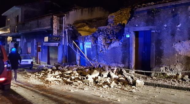 Terremoto sull'Etna, ok del Cdm a stato d'emergenza