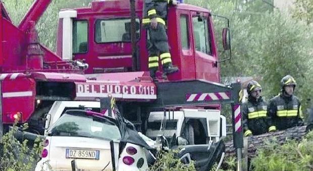 Incidenti stradali, aumentano i morti: in un anno 39 vittime sull'asfalto