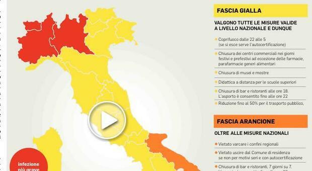Dpcm, Giarratano (Cts Sicilia): «Perché Lazio e Campania non sono arancioni? Il ministero renda pubblici i dati»
