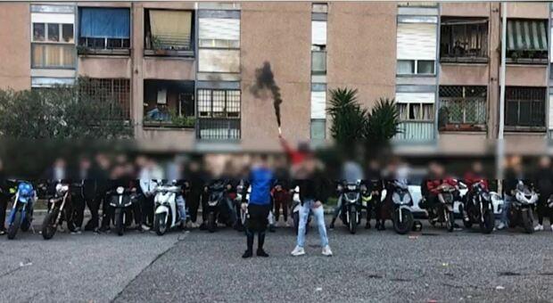 Video del trapper con i Casamonica e i Di Silvio: indaga la polizia