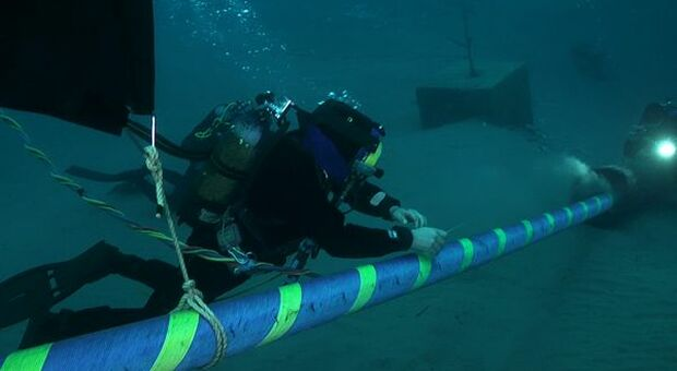 Terna investe 90 milioni di euro per la nuova linea sottomarina verso l'isola d'Elba