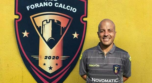 Debutto vincente sulla panchina del Rimini per il presidente onorario dell'Asd Forano Adriàn Ricchiuti