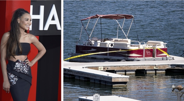 Naya Rivera, niente droghe né malore: l'attrice è annegata perché la barca si era allontanata