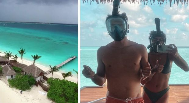Coronavirus, coppia in luna di miele forzata da settimane alle Maldive nel resort da 700 euro a persona: «Finiti i soldi»