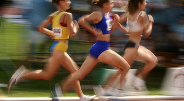 Atlete - foto il messaggero