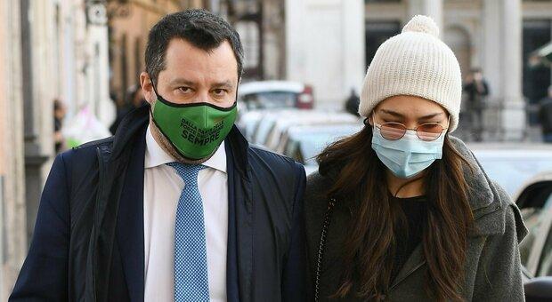 Matteo Salvini a SkyTg24: «Esecutivo del premier con M5S? Chi sono io per dire no....»