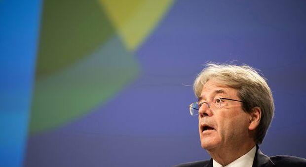 Patto di Stabilità, Gentiloni: consenso può essere favorito dal nuovo contesto