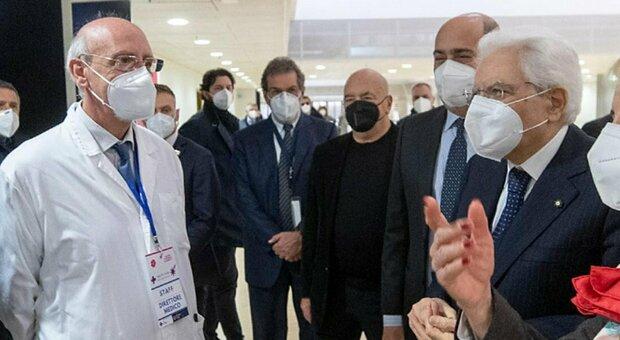 Mattarella domani riceverà il vaccino anti-Covid: alle 12 allo Spallanzani di Roma