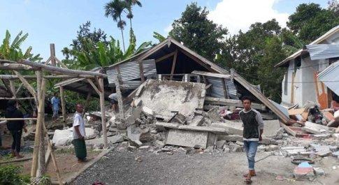 Indonesia, terremoto a Lombok: oltre 140 morti e centinaia di feriti