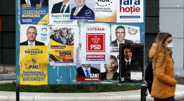Elezioni in Romania, 18 milioni al voto domani: centrodestra avanti, campagna sottotono per il Covid