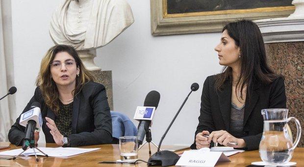 Raggi sui conti di Roma: «Adesso sono in sicurezza»