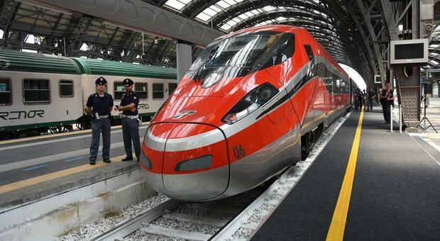 Le train Frecciarossa